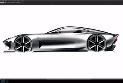 Sideview rendering