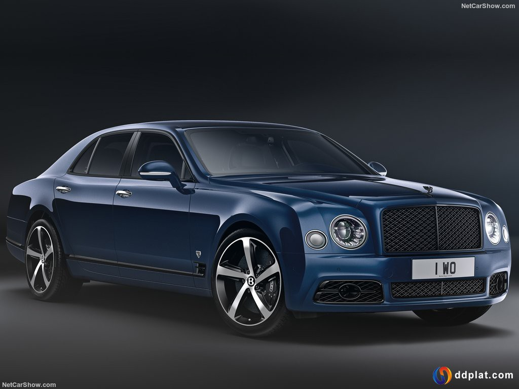 Bentley Mulsanne 6.75 Edition by Mulliner (2020)